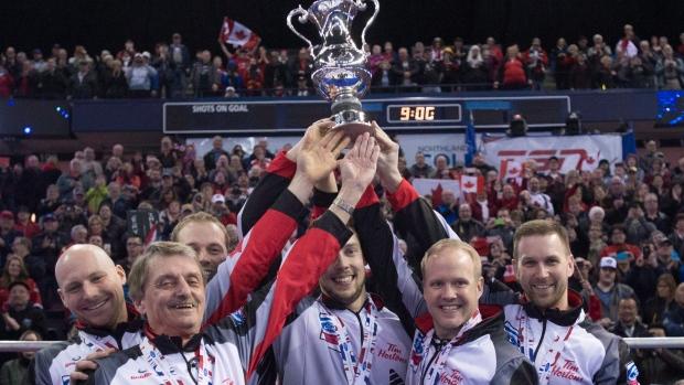 Lethbridge to host 2019 world men's championship - TSN ca