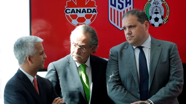 Vancouver considered in World Cup bid