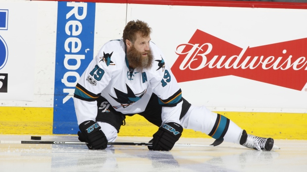 Playoff experience gives Sharks an edge in Game 1 win over Oilers