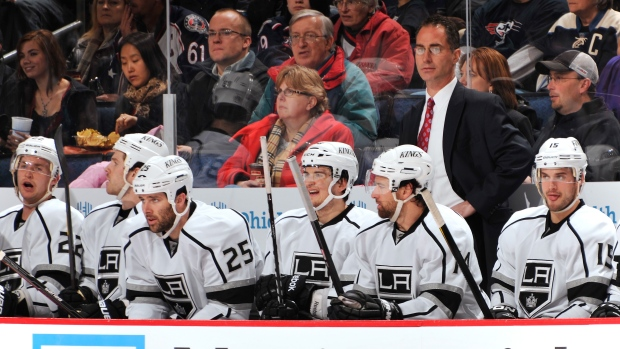 LA Kings to Name John Stevens as Head Coach