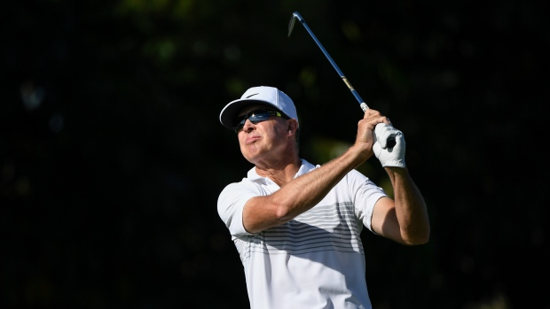 Stephen Ames wins first PGA Tour Champions title