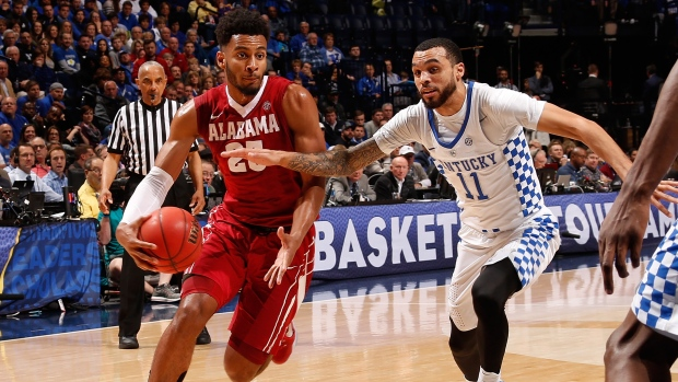 Alabama's Key declares for NBA draft