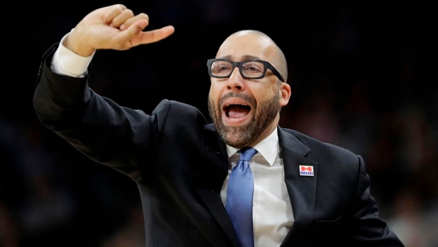 David Fizdale agrees to deal to become New York Knicks coach