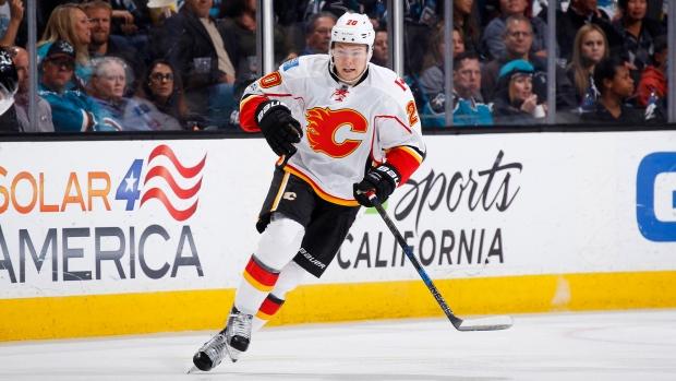 Calgary Flames decide not to qualify Curtis Lazar, Kerby Rychel - TSN.ca