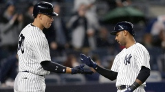 Aaron Judge and Aaron Hicks