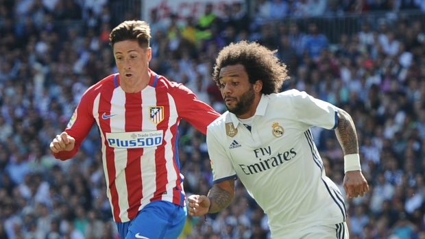 Atletico's injuries could give Real Madrid an edge in semis