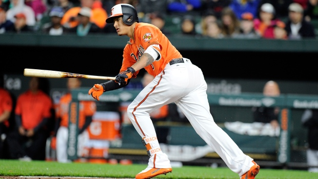 Home runs carry Orioles past Red Sox - TSN.ca