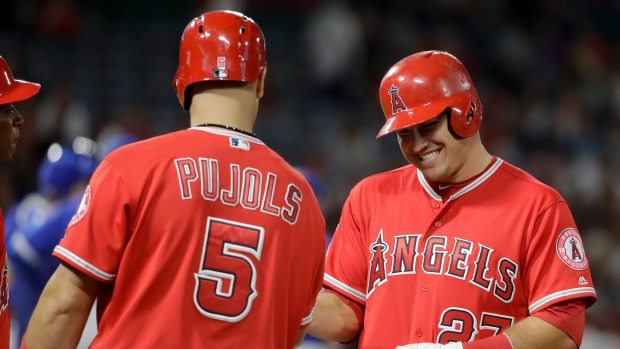Mike-trout-and-albert-pujols