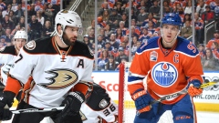 Ryan Kesler and Connor McDavid