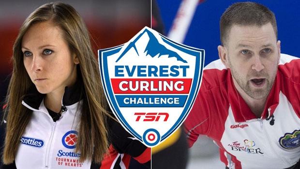 Everest-curling-challenge