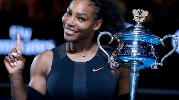 Serena thanks unborn baby after returning to world number one