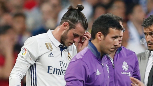 Injured Gareth Bale set to miss Champions League semifinal