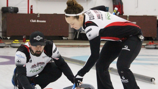 Canada captures silver at mixed doubles worlds - Article - TSN
