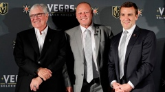 George McPhee, Bill Foley, Gerard Gallant