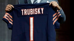 Chicago Bears trade up, take QB Trubisky with No. 2 pick Article Image 0