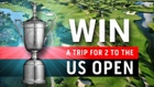 Win a Trip for 2 to the US Open