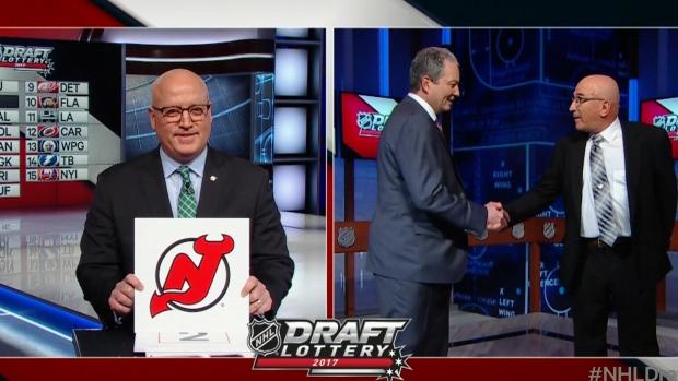 Bill-daly-reveals-devils-win-lottery