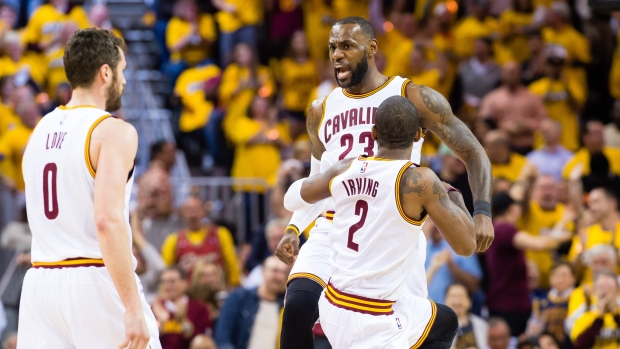 Road sweet road: LeBron relishes away games in playoffs