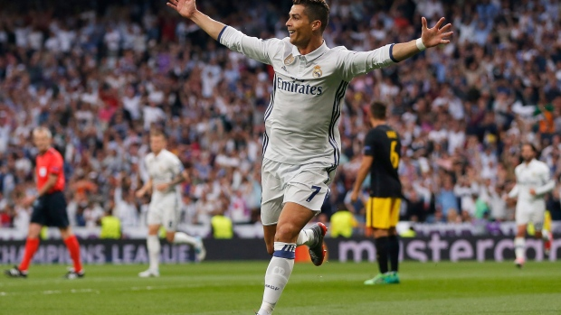 Cristiano Ronaldo fires Real Madrid to cusp of title