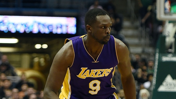d53028b43ae Lakers waive Deng midway through $72M deal. The Canadian Press. Luol Deng