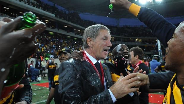Safa confirms Stuart Baxter as Bafana Bafana's new coach