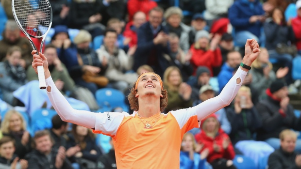 Alexander Zverev beats Guido Pella to win BMW Open title in Munich