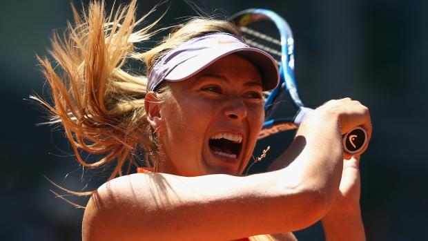 Grudge match: Sharapova to play Bouchard in Madrid
