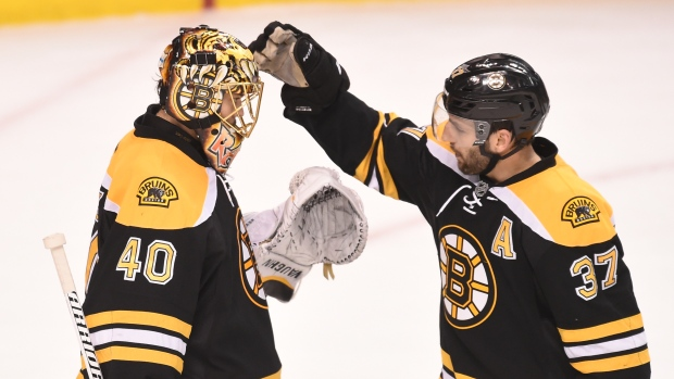 Bruins' Bergeron, Rask undergo surgeries