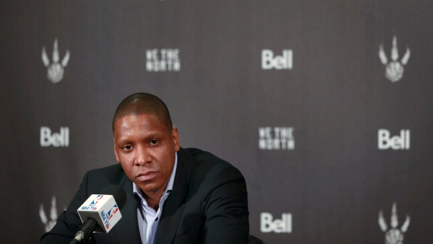 Raptors looking for luck ahead of NBA draft lottery