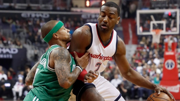 Isaiah Thomas, Kelly Olynyk lead Celtics past Wizards in Game 7