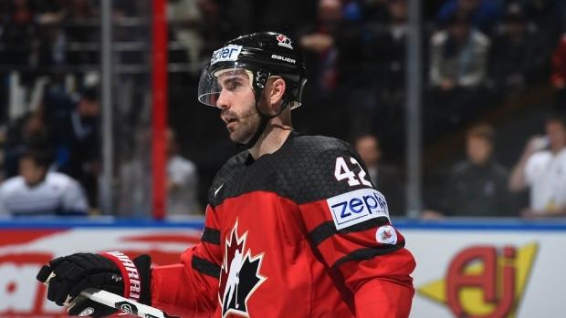 Крис ли впервые вызван в сборную канады