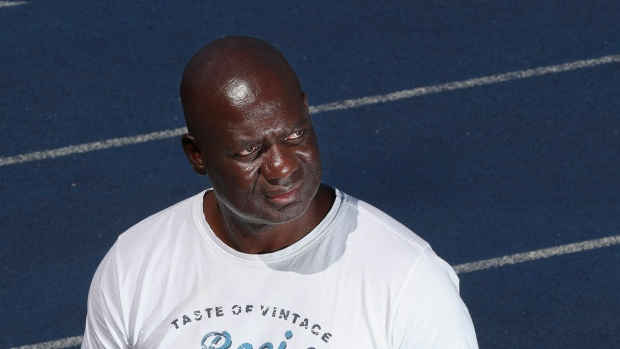 Gambling ad using disgraced sprinter Ben Johnson draws anger