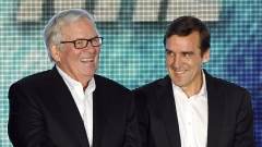 Bill Foley and George McPhee
