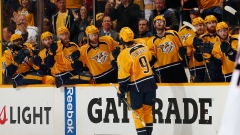 Nashville Predators celebrate