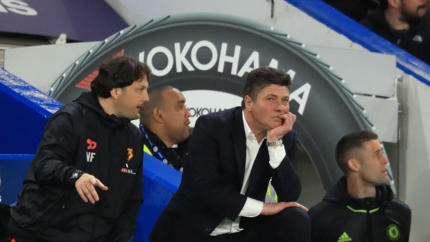 Walter Mazzarri will leave Watford at the end of the season