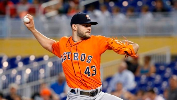 Major league notebook: Another Astros pitcher on DL