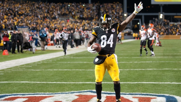 Celebrate good times: National Football League easing rules on TD celebrations