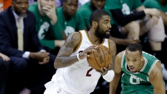 Kyrie Irving and Avery Bradley