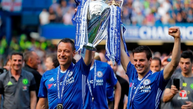 John Terry hits back at criticism about Stamford Bridge farewell