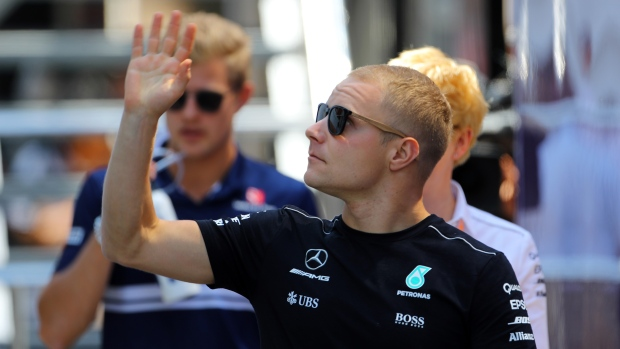 Lewis Hamilton fastest in Monaco GP first practice