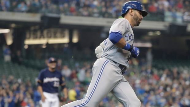 Jose Bautista: Joey Bats remains hot with homer, two runs