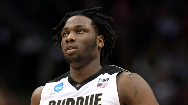 Swanigan going to National Basketball Association draft; Edwards to return to Purdue