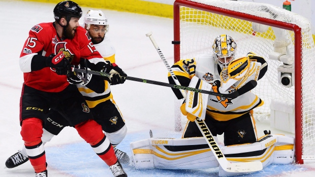 Senators bounce back to beat Penguins, force Game 7