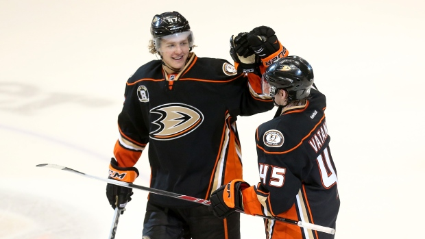 Hampus-lindholm-and-sami-vatanen