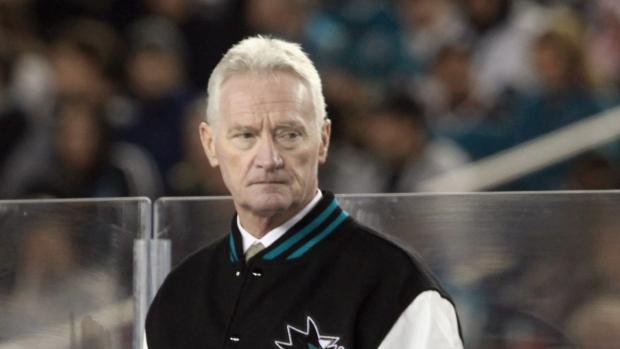 Larry Robinson won't return to Sharks next season