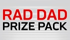 1150 - Rad Dad Prize Pack Contest Graphic