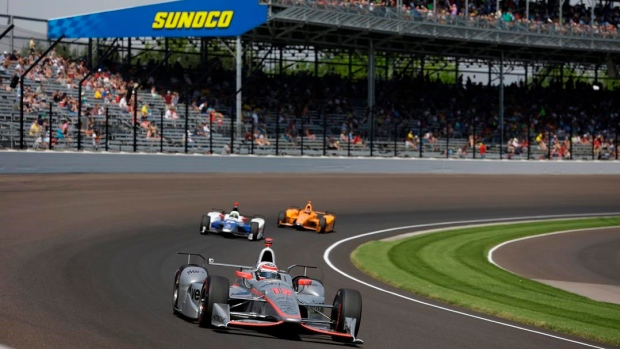 Bourdais will sit out today's Indy 500