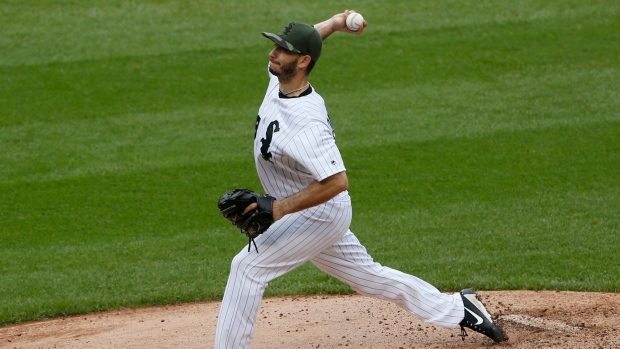 Gonzalez pitches White Sox over Tigers 7-3