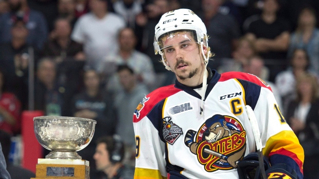Windsor beats Erie 4-3 to win Memorial Cup