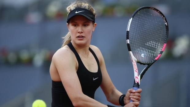 Bouchard Falls To Halep In Dubai Tsn Ca